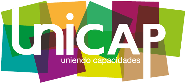 Logotipo de UNICAP en color