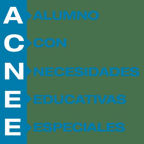 Definición de ACNEE - Alumno Con Necesidades Educativas Especiales