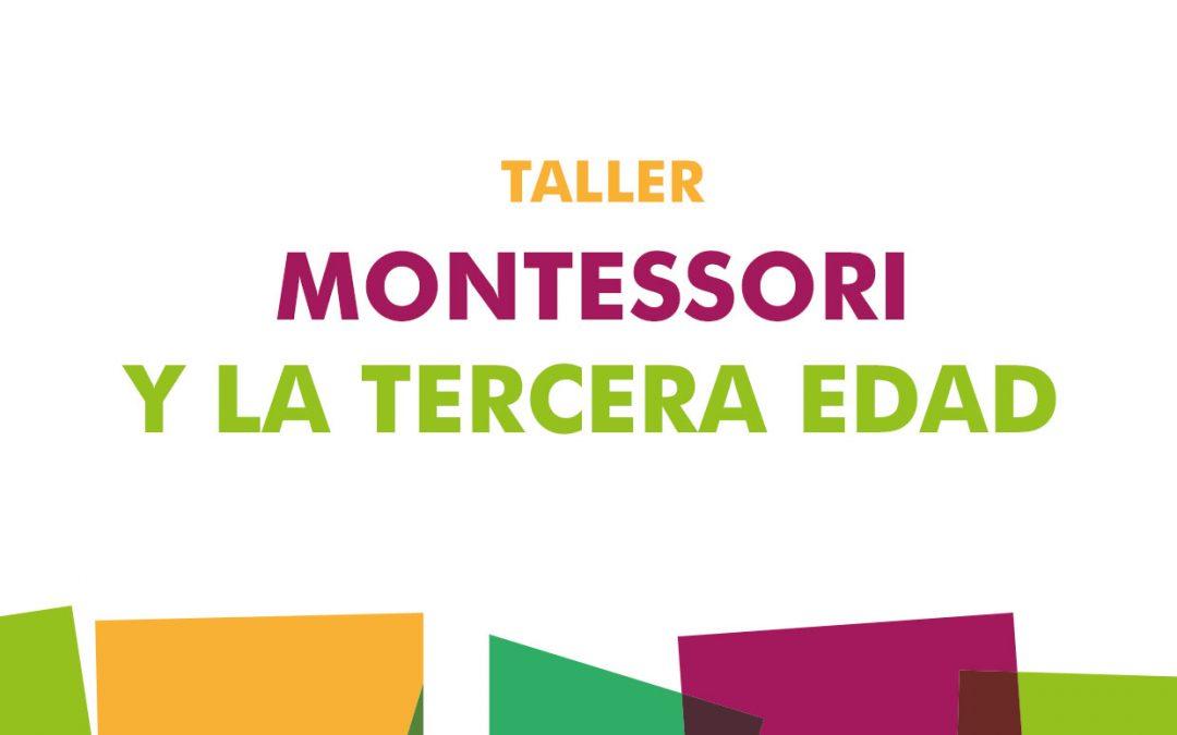 Montessori y la tercera edad