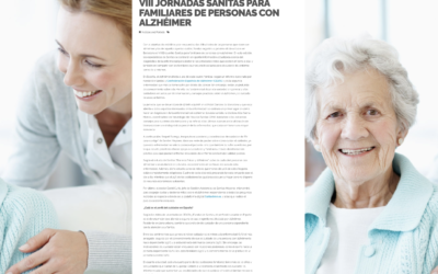 VIII JORNADAS SANITAS PARA FAMILIARES DE PERSONAS CON ALZHÉIMER