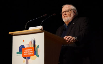 """Gordon Porter: """"La educación de calidad y la educación inclusiva son dos caras de la misma moneda"""